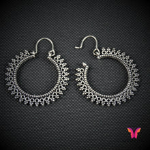 Designer Hoop, lightweight daily wear earrings