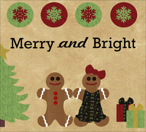 "Laser-cut Kit: ""Merry and Bright"" #madewithflexifuse"
