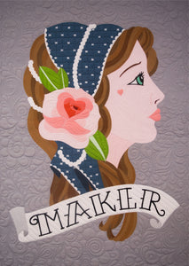 "Laser-cut Kit: ""Maker""  #madewithflexifuse"