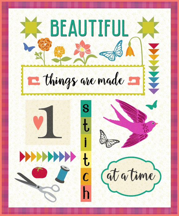 Beautiful Things Quilt Along Kits & Packages