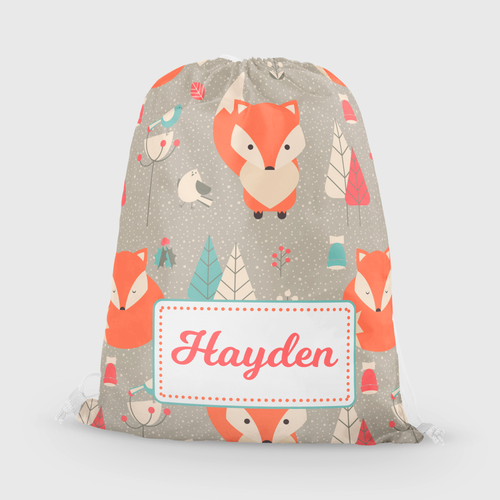 Foxes Bag