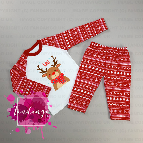 Christmas Pyjamas (Limited Early Bird Offer)