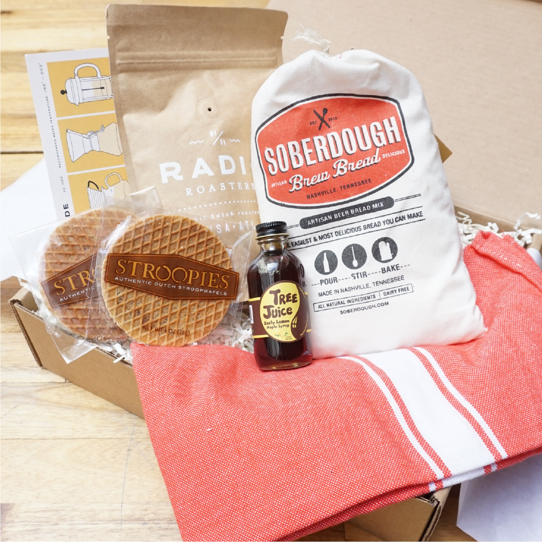 Breakfast In Bed Corporate Gift Box