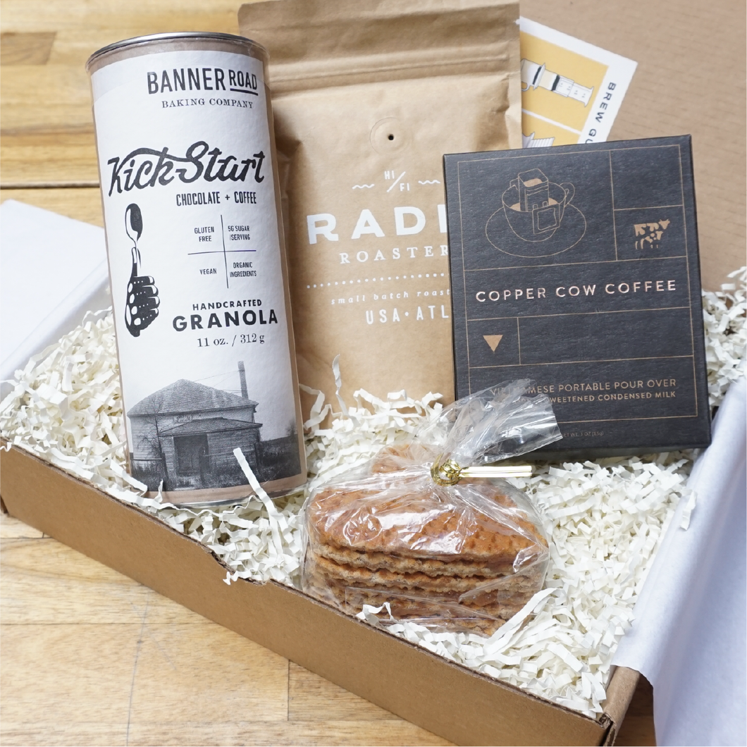 Coffee Lovers Corporate Gift Box