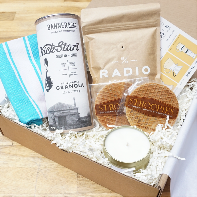 Weekend Brunch Corporate Gift Box