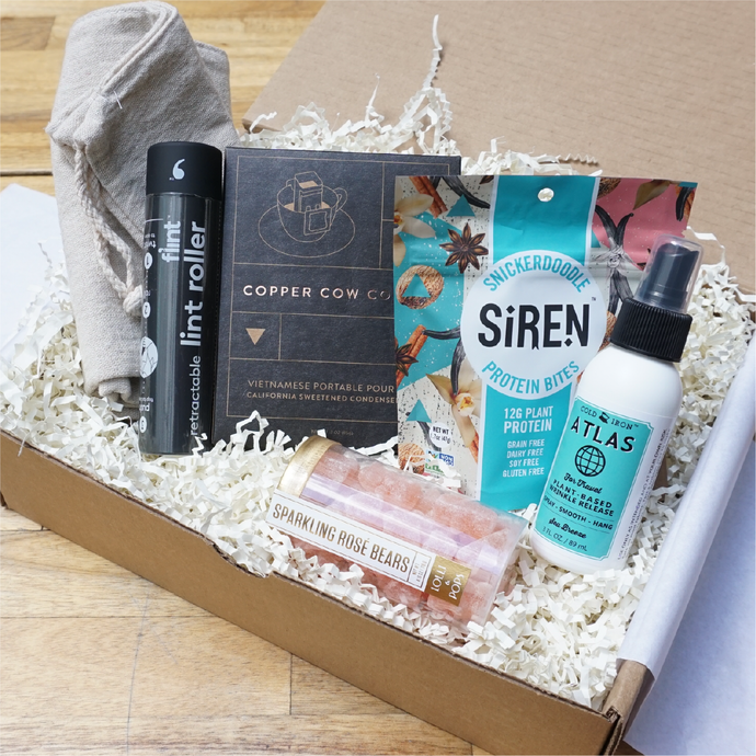 Executive Essentials Corporate Gift Box