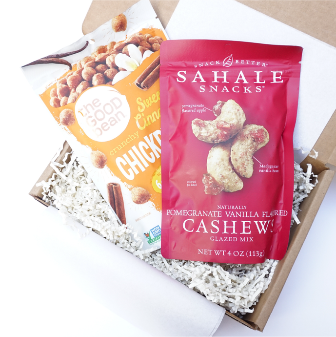Premium Office Snacks Corporate Gift Box