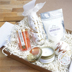 """Me Time"" Corporate Gift Box"