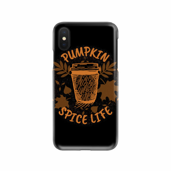 Pumpkin Spice Life Phone case