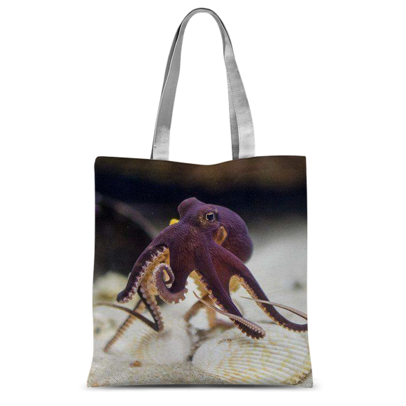 Create Your Own Classic Sublimation Tote Bag