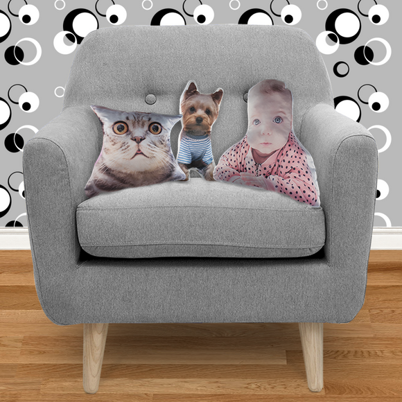 Create Your Own Custom Shape Cushion