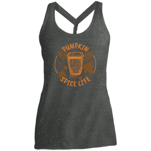 DM466 District Made Ladies Cosmic Twist Back Tank