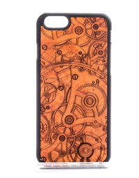 MMORE Wood Mechanism Phone Case