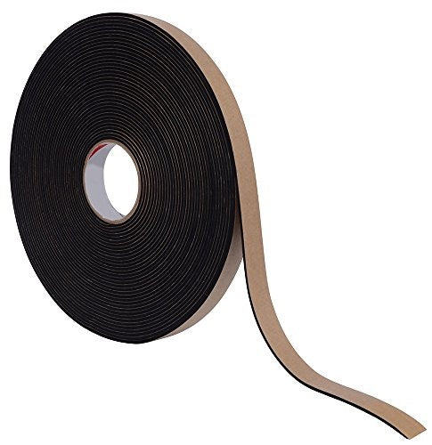 "Neoprene Rubber Sheet Strip 3//16/"" Thick x 4/"" wide x 10/' feet long  FREE SHIPPING"