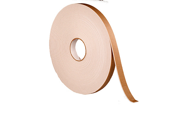 USA Sealing FDA Silicone Foam Strip with High Temp Adhesive Long 1//2 Thick x 1 Wide x 6 ft