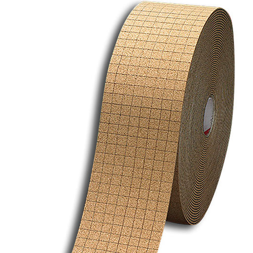 "7,680 Separator Pads of Cork / Cling Foam, 1/4""Thick x .625 Inch x 1.50 Inch"