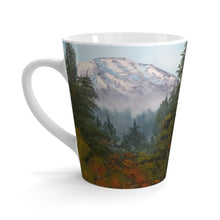 Load image into Gallery viewer, Latte Mug - Chinook Pass by V. Jensen