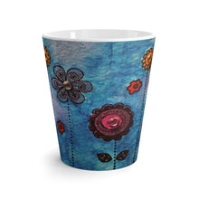 Load image into Gallery viewer, Latte Mug - Bright Floral