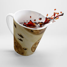 Load image into Gallery viewer, Latte Mug - Chocolate Chip Cookie