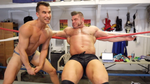 TAMING THE BEAST - BRIAN CAGE VS KASEE  (No Audio)