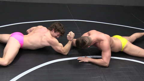MUSCLE ON THE MATS - SCRAPPY VS DREW HARPER