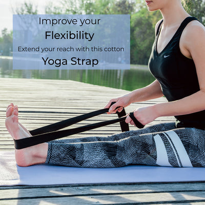 WeThePlanet Premium Yoga Set | Dharma Yoga Wheel Roller, Yoga Straps, and Yoga Blocks | Pilates, Yoga, Physical Therapy, Stretching  Yoga Starter Sets