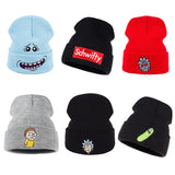 Rick and Morty beanies