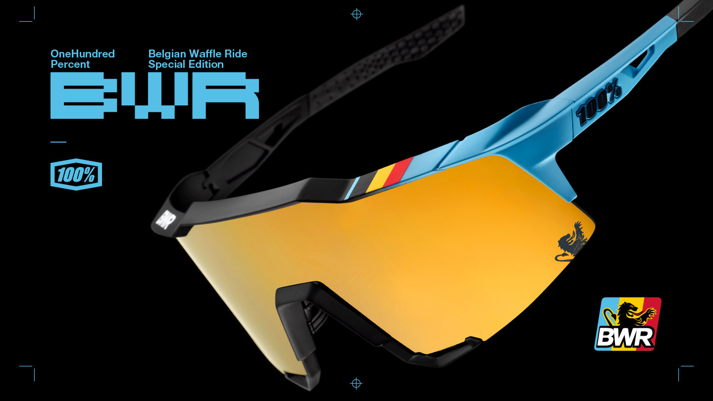 100 Percent BWR Edition Eyewear