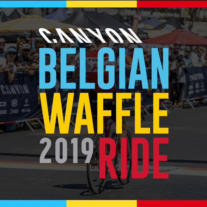 The 2019 Canyon Belgian Waffle Ride Recap