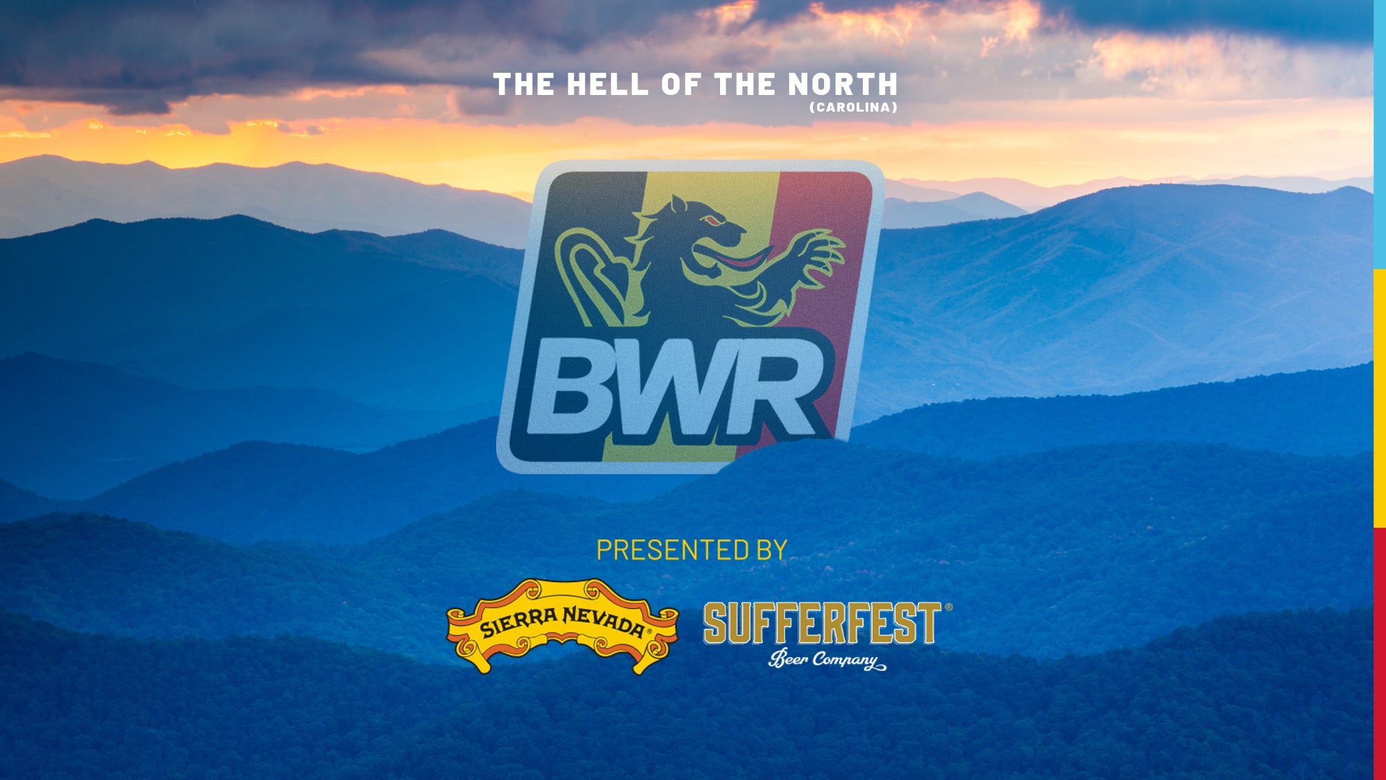 SIERRA NEVADA BREWING CO., SUFFERFEST BEER CO. & MONUMENTS OF CYCLING ANNOUNCE NEW CYCLING EVENT IN ASHEVILLE!