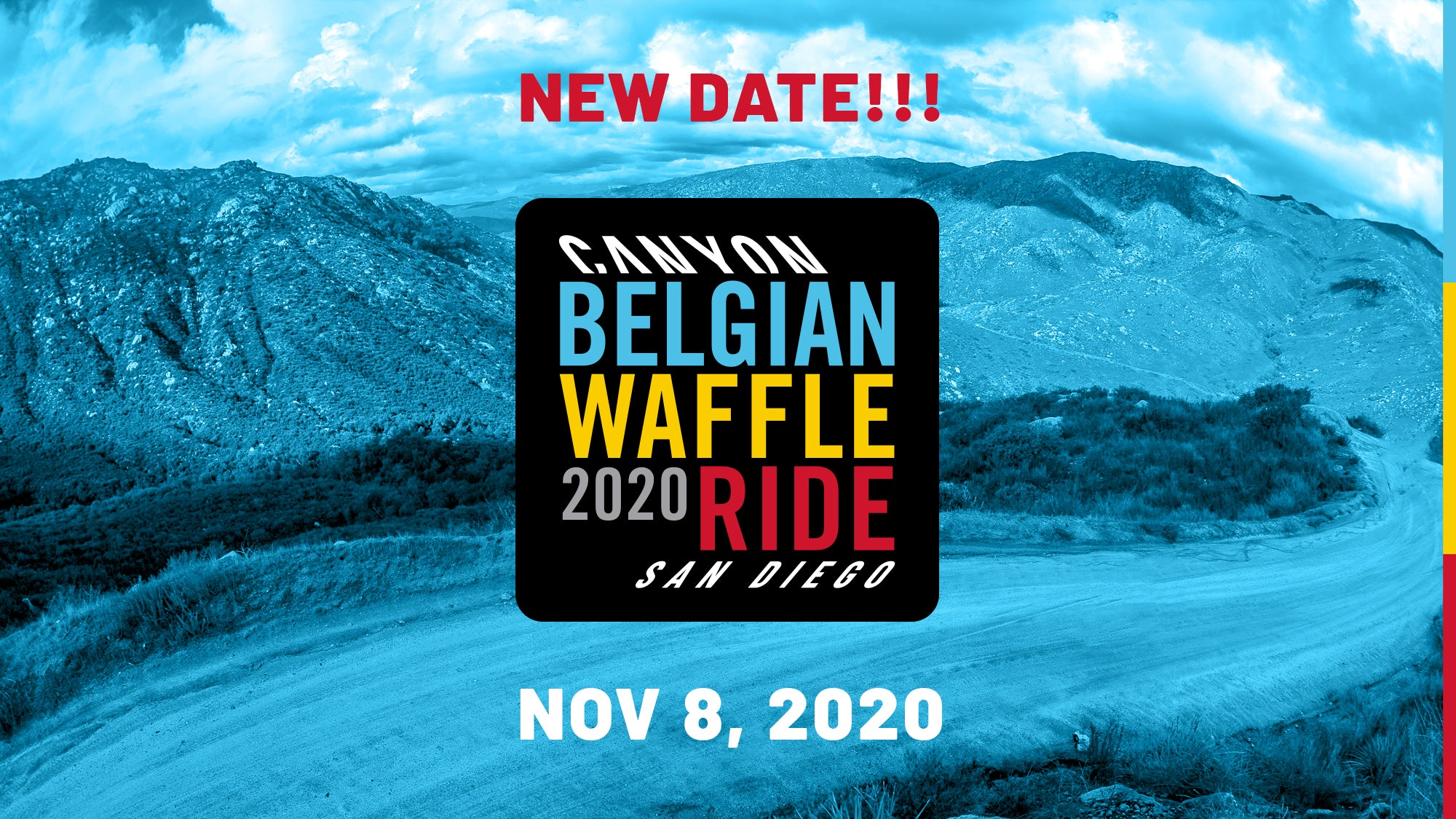 BWR San Diego moved to Nov 8, 2020