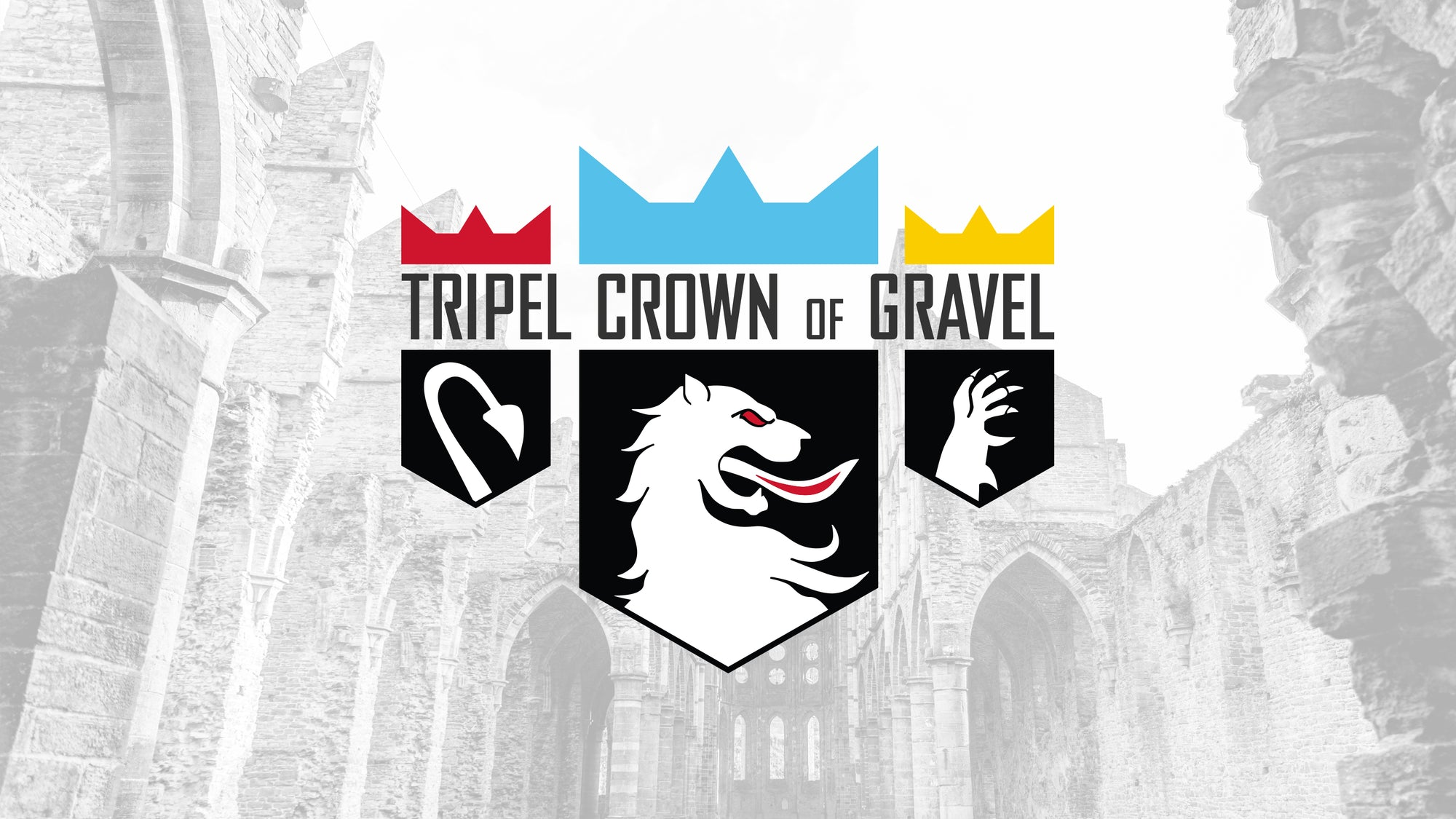 MONUMENTS OF CYCLING ANNOUNCE THE TRIPEL CROWN OF GRAVEL