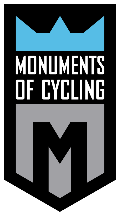 Monuments of Cycling logo