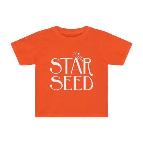 Toddler Starseed Shirt Evolution Ascension Awakening T-shirt - Hundredth Monkey Tees