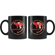 Load image into Gallery viewer, Chinese Zodiac Year of the Monkey Coffee Mug Astrology Horoscope Gift - Hundredth Monkey Tees