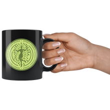 Load image into Gallery viewer, Virgo Birthday Astrology Zodiac Birth Signs Coffee Mug Black - Hundredth Monkey Tees