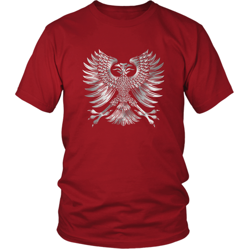 Silver Phoenix Tshirt Rise From the Ashes Graphic Tee