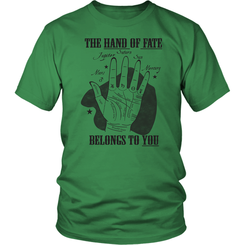Palmistry Astrology Fate Palm Reading Tshirt