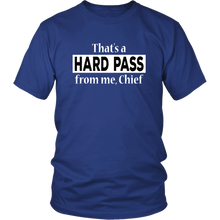Load image into Gallery viewer, Hard Pass Tshirt Funny Sarcasm Gift Shirt - Hundredth Monkey Tees