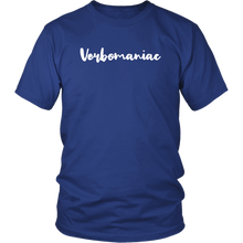 Load image into Gallery viewer, Verbomaniac Shirt for People Who Are Obsessed with Words
