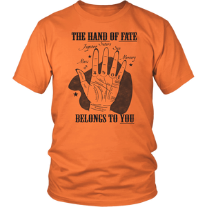 Palmistry Astrology Fate Palm Reading Tshirt - Hundredth Monkey Tees