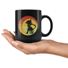 Load image into Gallery viewer, Wayang Puppet Coffee Mug Asian Indonesia Theatre Tribal Cultural Art - Hundredth Monkey Tees