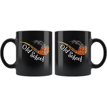 Load image into Gallery viewer, Old School Smoking Pipe Coffee Mug - Hundredth Monkey Tees