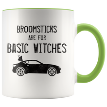 Load image into Gallery viewer, Basic Witch Funny Saying Witchcraft Halloween Coffee Mug - Hundredth Monkey Tees