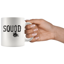 Load image into Gallery viewer, Squid Coffee Mug Sea Creatures Gift - Hundredth Monkey Tees