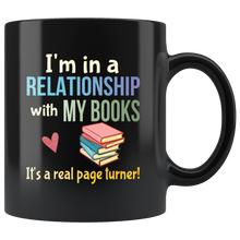 Load image into Gallery viewer, Funny Book Lovers Pun Coffee Mug Bibliophile Joke Avid Readers Gift - Hundredth Monkey Tees