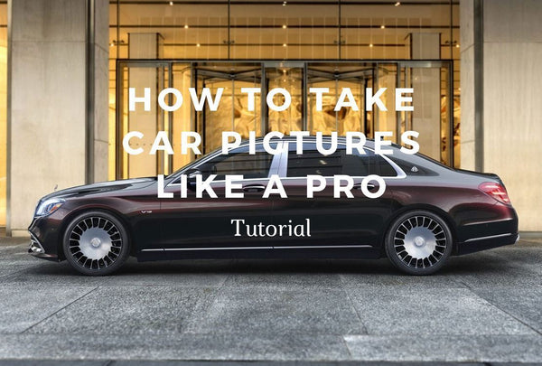 How to Shoot Cars! 5 Tips To Help You Master on Car Photography!
