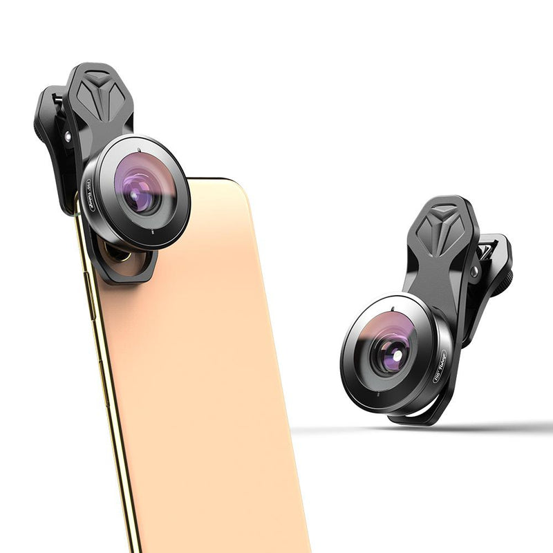 195° Fisheye Lens for Mobile Cell Phone APEXEL