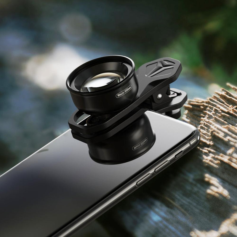 High Quality 100mm HD Phone Camera Super Macro Lens APEXEL