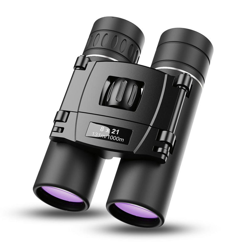 APEXEL Mini Kids Adult Compact Folding 8x21 Binoculars for Hunting Sports Camping APEXEL